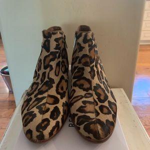 Sam Edelman never worn booties